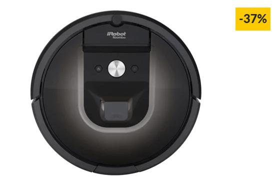 Aspirador Robô IROBOT Roomba 980 (Autonomia: 120 min)