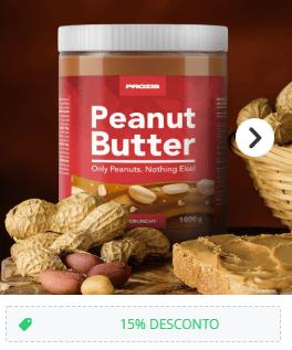 Manteiga de Amendoim 1000 g