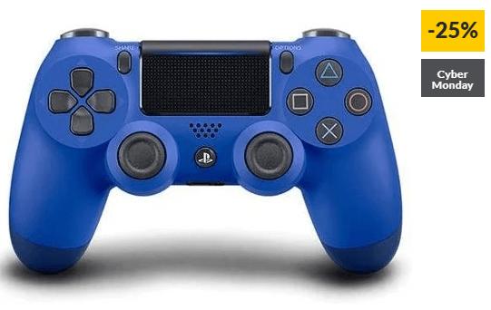 Comando PS4 Dualshock Wave Azul v2 (Wireless)