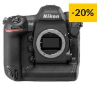 Máquina Fotográfica Reflex NIKON D5 CF (21.33 MP – Sensor: FX – ISO: 100 a 102400)