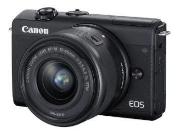 CANON/Câmara Mirrorless EOS M200