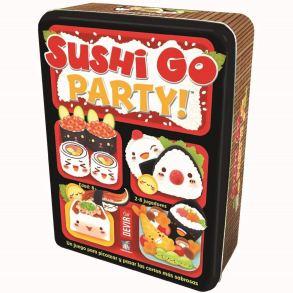sushi go