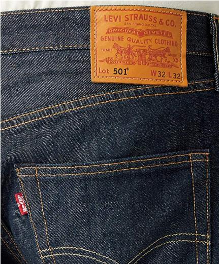 selección especial de buena calidad verse bien zapatos venta LEVIS 501 mujer y hombre ¡Los originales y favoritos desde ...