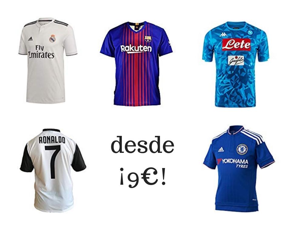 ¡9€ Aliexpress Amazon Camisetas Baratas 2018 2019 De Y En Fútbol c3jLA4Sq5R