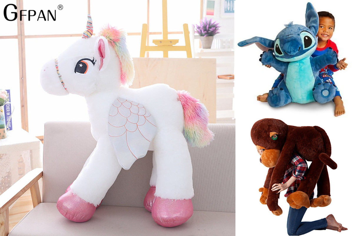 peluches gigantes stitch