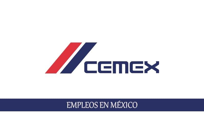 Oportunidades de empleo en fábricas CEMEX sin experiencia