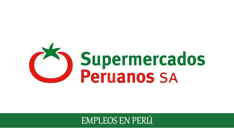 Trabajo en supermercados peruanos personal sin experiencia