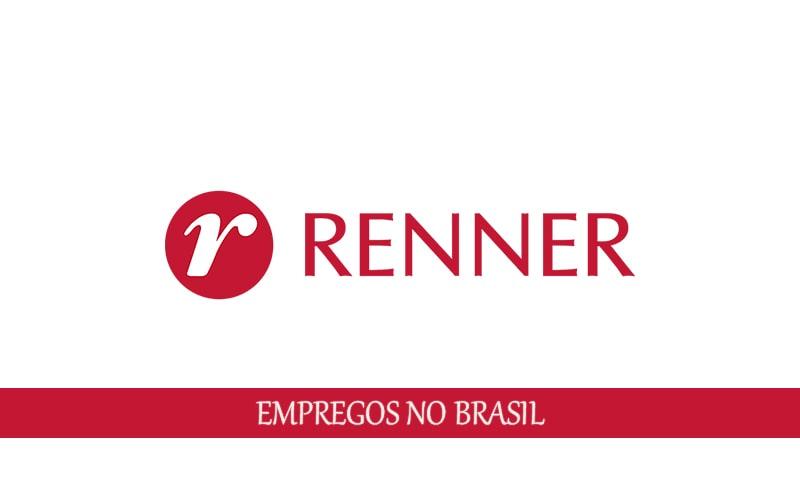 Vagas disponíveis nas Lojas Renner para pessoas sem experiência
