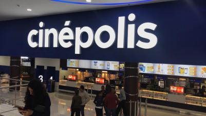 Oportunidad laboral Cinepolis para personal sin experiencia