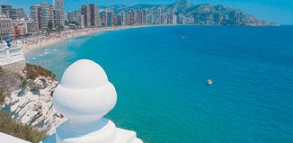Alicante playa