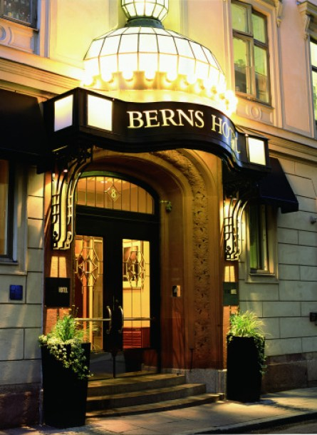 hotel berns estocolmo
