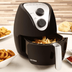 Fritadeira Air Fryer Ultra AF-10 - Preto/Prata