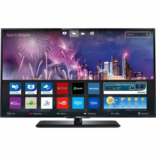 "d32254c8b Smart TV LED 43"" Philips 43PFG5100 Full HD com Conversor Digital 3 HDMI 1  USB"