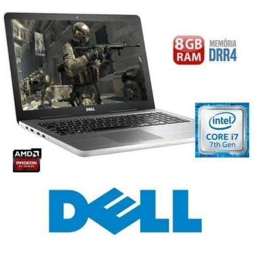 5c99c7804 Notebook Dell Inspiron i15-5567-D40B Intel Core 7 i7 8GB (AMD Radeon ...