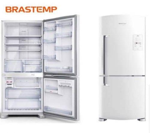 130c03626 Geladeira Brastemp Inverse Maxi Frost Free 573 Litros - BRE80AB ...