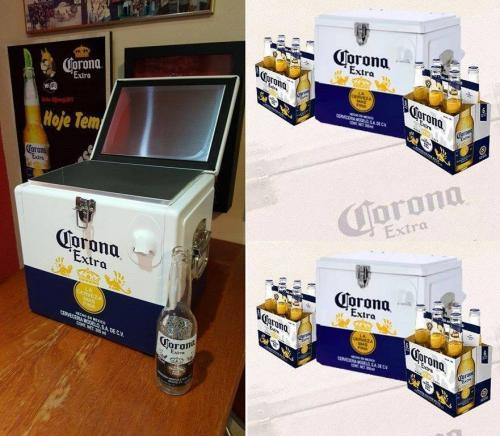 da39437911b Cooler Corona + Pack com 12 Cervejas Corona – Ofertinha Promoções