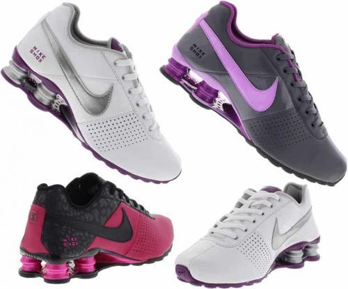 6943e43ea26 Tênis Nike Shox Deliver - Feminino 5 Opções de Cores – Ofertinha ...