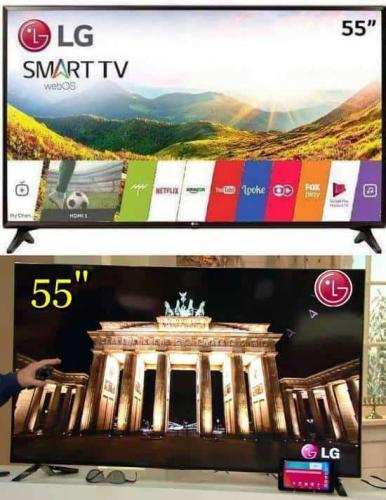 ae55abd59 Smart TV LED 55