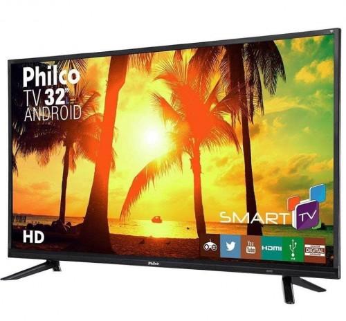683450941fd Smart TV LED 32″ Philco PTV32E20DSGWA HD com Conversor Digital 2 HDMI 1 USB  Wi