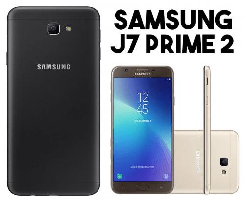 b83963d17 Smartphone Samsung Galaxy J7 Prime2 Dual Chip Android 7.1 Tela 5.5″  Octa-Core 1.6