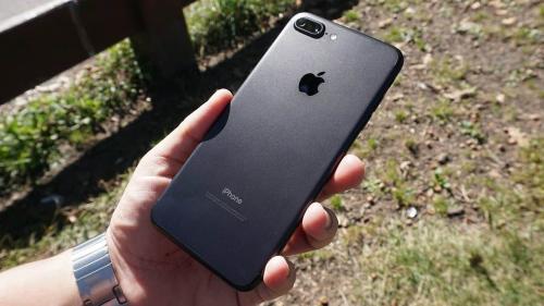 80c76c59fd iPhone 7 Plus Apple 128GB Preto Matte 4G Tela 5.5