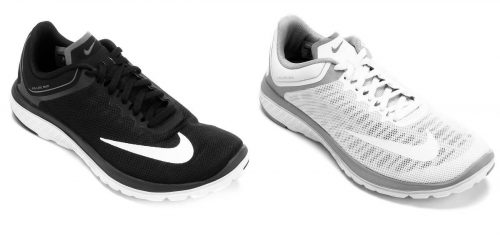 1f020236cb Tênis Nike Fs Lite Run 4 - Preto e Branco – Ofertinha Promoções