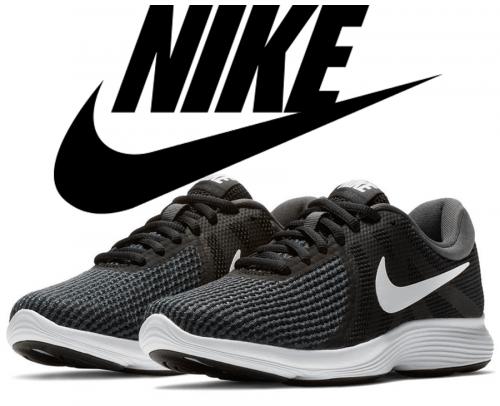 6663d4ca77f68 Tênis Nike Wmns Revolution 4 Feminino - Preto e Branco – Ofertinha ...