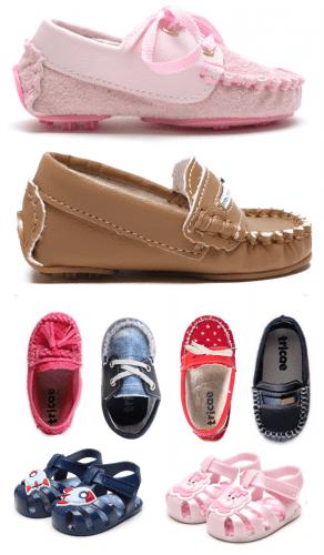 3ba5dd774 4 Calçados infantil por R$99 – Ofertinha Promoções