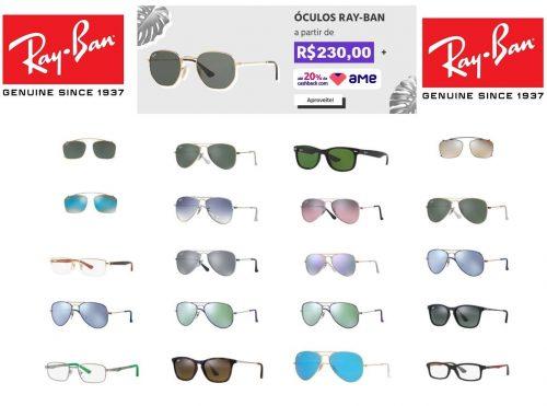 7c5e75ce7 Óculos de SOL e de Grau RAY-BAN – Ofertinha Promoções