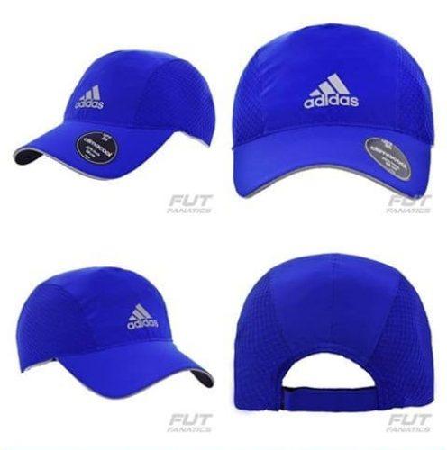 Boné Adidas Climacool Running Azul – Ofertinha Promoções 6565c3445f0aa
