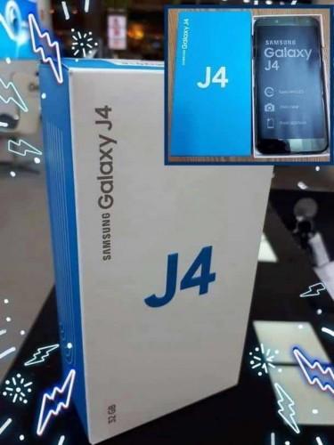8754212115e25 Smartphone Samsung Galaxy J4 16GB Dual Chip Android 8.0 Tela 5.5″ Quad-Core