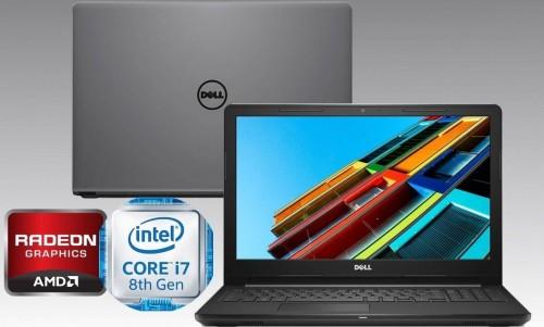 """62641ecb4 Notebook Dell Core i7-8550U 8GB 2TB Placa de Vídeo 2GB Tela 15.6"""" Windows"""
