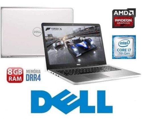 203c371bd Notebook DELL Inspiron i15-5567-D40B Intel Core 7 i7 8GB (AMD Radeon ...