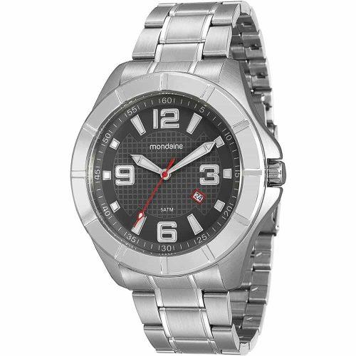 95e2423fa1d Relógio Masculino Mondaine Analógico Social – Ofertinha Promoções
