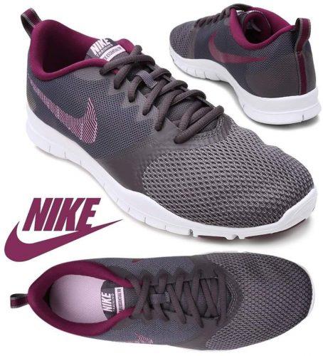 3bdb930207b67 Tênis Nike Flex Essential TR Feminino - Cinza – Ofertinha Promoções