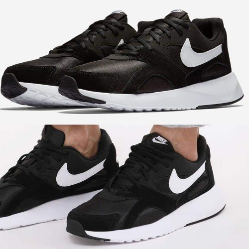 a38818db36f Tênis Nike Pantheos Masculino - Preto e Branco – Ofertinha Promoções