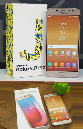 52fdf2188 SMARTPHONE SAMSUNG J730G GALAXY J7 PRO 64GB OPEN DOURADO dual chip 5 ...