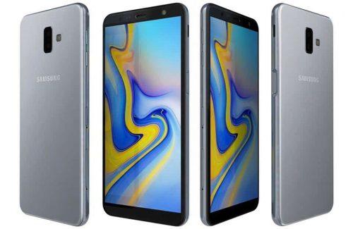 63dbef2f0 Smartphone Samsung Galaxy J6+ Prata 32GB