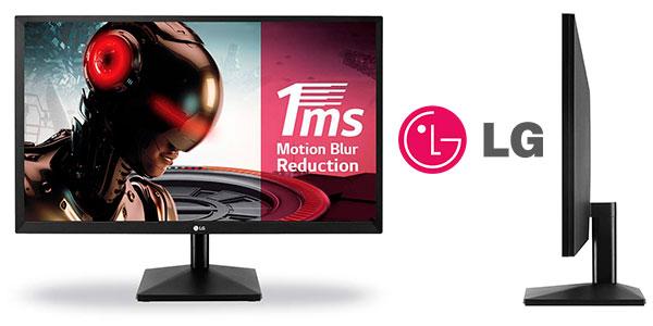 "Chollo Monitor gaming LG 24MK400H-B Full HD de 23,8"""