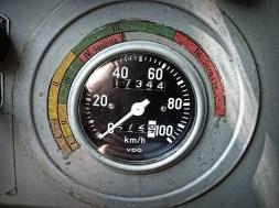 12 - Speedometer