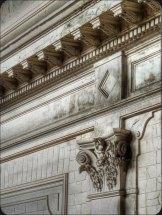 21 - White Hall detail