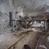Kaolin quarry