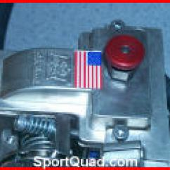 Edelbrock Quicksilver Carburetor Diagram 2002 Kia Spectra Radio Wiring New For The 400ex Off Road Com Remove Pipe Plug From Top Of Qwiksilver With Metering Adjustment