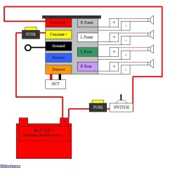 Pioneer Radio Wiring Diagram For A Car Stereo Amp And Subwoofer Deck Great Installation Of Harness Simple Schema Rh 6 2 51 Aspire Atlantis De Deh