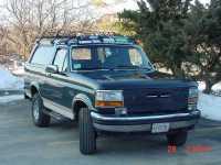 Ford bronco roof racks