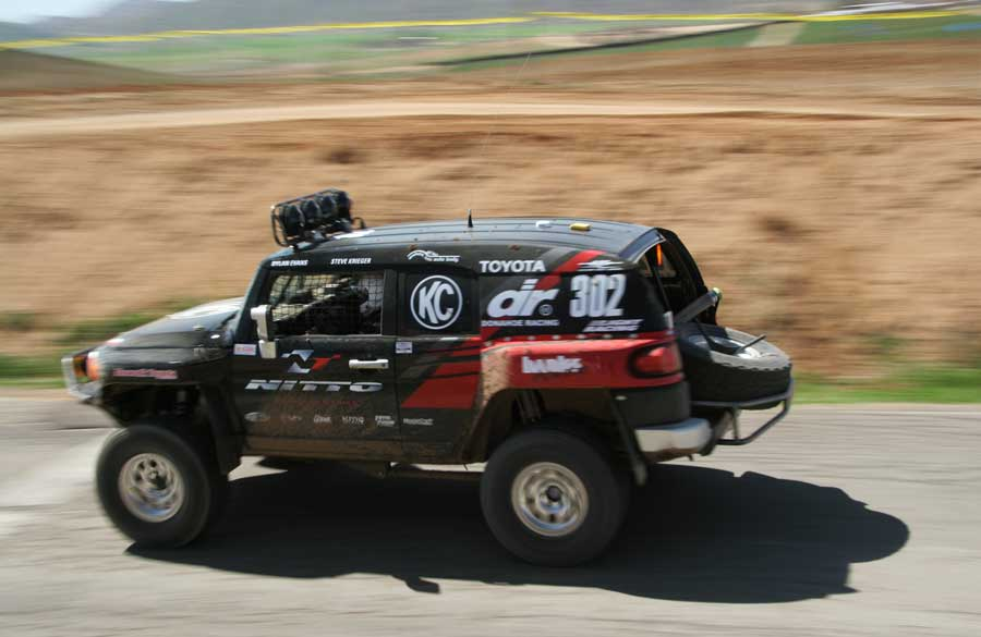 Team Donahoe Amp Rsquo S Toyota FJ Cruiser Victorious At