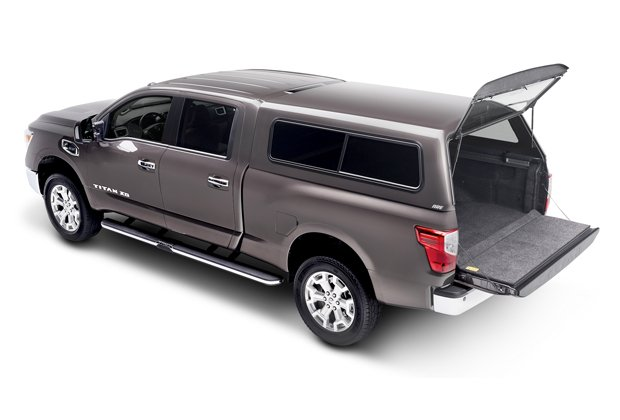 ARE Expands Truck Cap Options For 2016 Nissan Titan XD