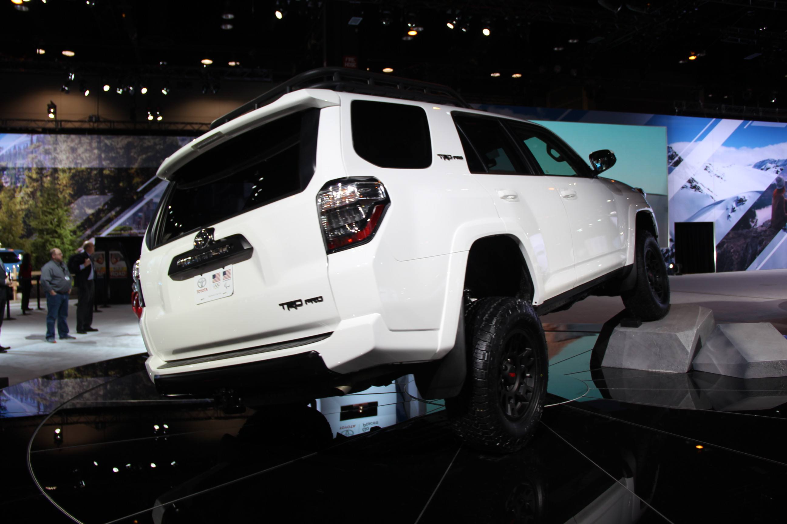 2019 Toyota Tacoma Tundra and 4Runner TRD Pro Receive a