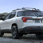 2020 Gmc Acadia At4 What S The Diff Off Road Com