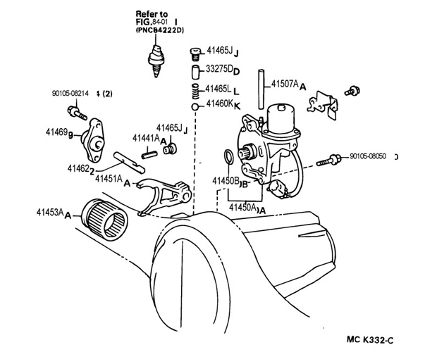 Tacoma Alternator Wiring Diagram. Wiring. Wiring Diagrams
